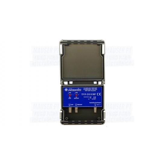 Amplificador de 1 entrada, BIII/UHF