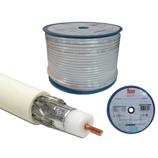 CABO COAXIAL N46 TK (100m)