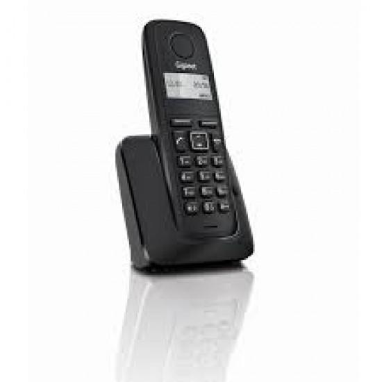 TELEFONE SEM FIOS GIGASET A116 - PRETO